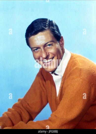 DICK VAN DYKE MARY POPPINS (1964) - Stock Image