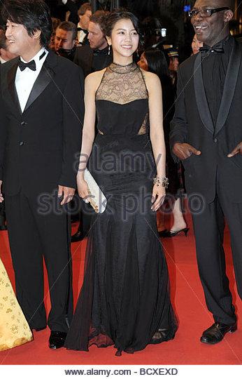 ok bin kim, cannes 2009, 62nd cannes film festival - Stock Image