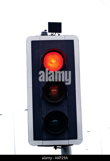 Traffic Light Demolition : Road transport stock photos images