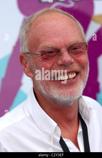 Bob Harris Camp Rock - European TV premiere held at the Royal Festival Hall - Arrivals London, England - 10.09.08 - Stock Image