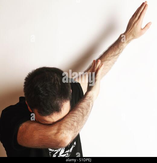 Dab dance - Stock Image