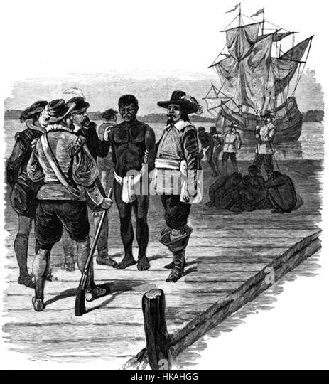 The slave trade - a historical background