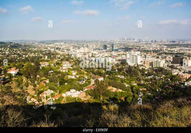 Los Angeles, California, USA - Stock Image