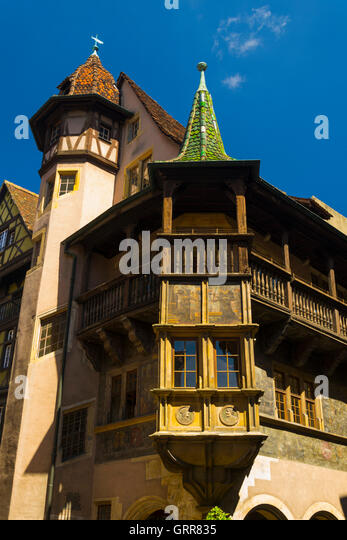 Pfister colmar france stock photos pfister colmar france for Piscine unterlinden colmar