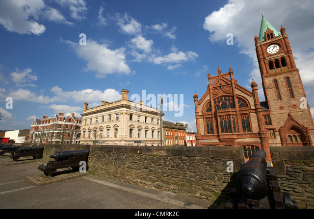 Derry Walls Stock Photos Amp Derry Walls Stock Images Alamy