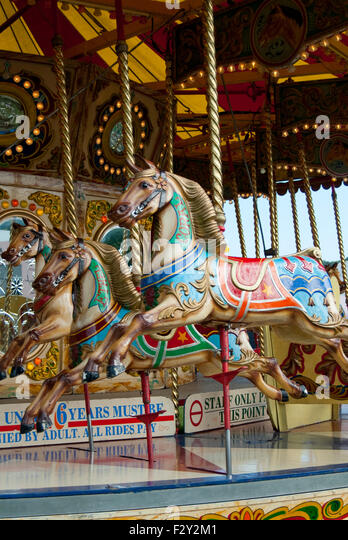 how to make a merry go round horse