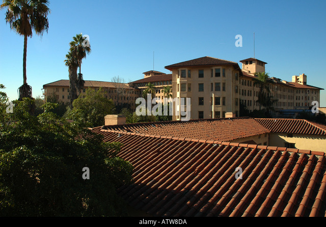 Ambassador Hotel Los Angeles - Stock Image