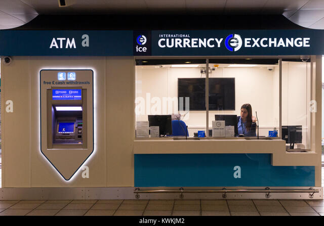 money exchange airport stock photos money exchange airport stock images alamy. Black Bedroom Furniture Sets. Home Design Ideas