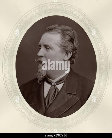 Frederick Goodall - Stock Image