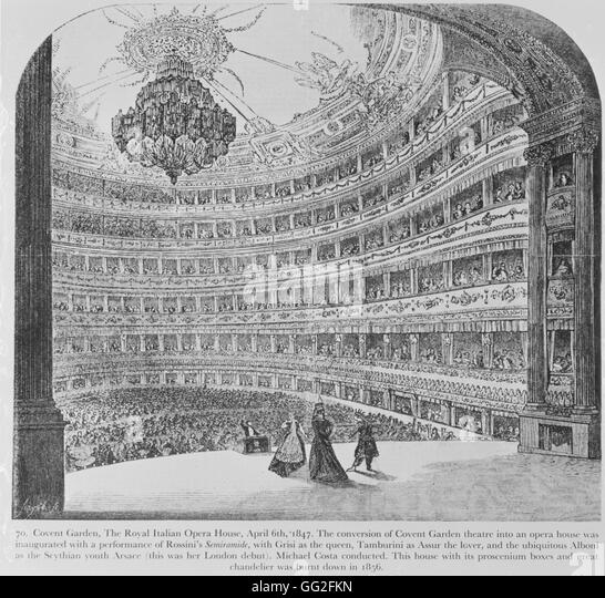 1732 Theater Royal Covent Garden S – Jerusalem House