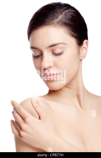 body care - Stock Image