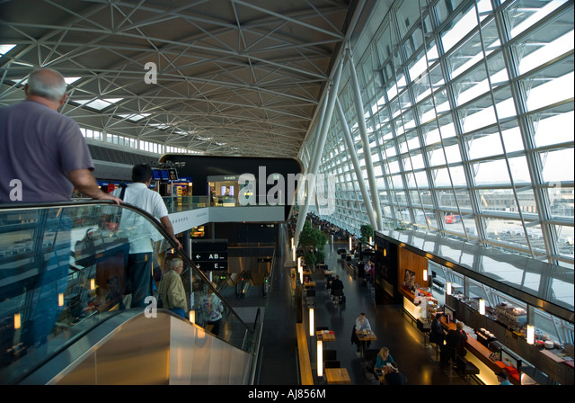 Airside stock photos airside stock images alamy for Seafood bar zurich