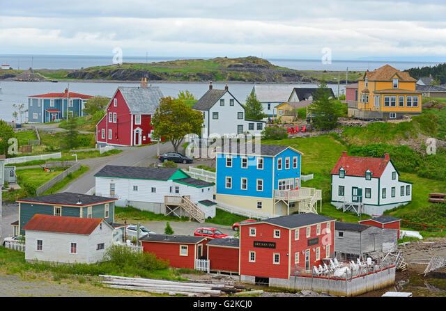 Trinity Newfoundland Stock Photos Amp Trinity Newfoundland Stock Images Alamy