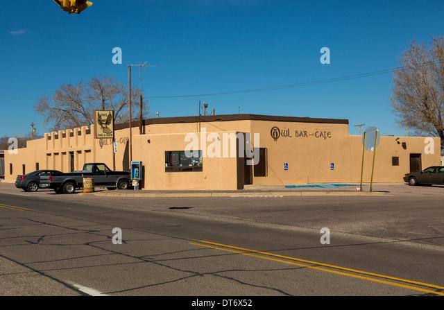 The Owl Cafe San Antonio New Mexico