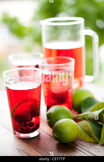fruit punch - Stock-Bilder