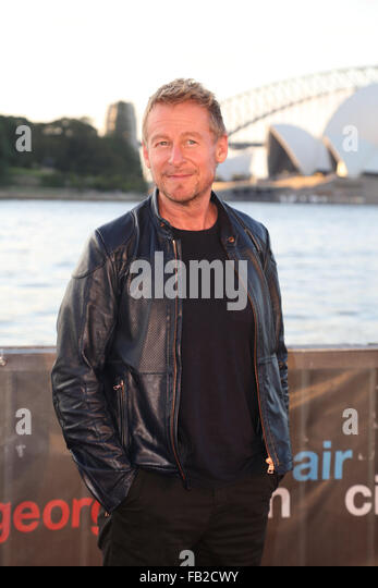 Sydney, Australia. 8 January 2016. Celebrities and VIPs arrived for the Sydney premiere of 'Looking for Grace' - Stock Image