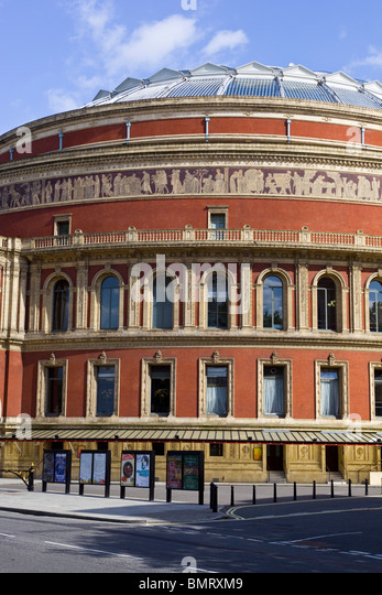 Royal albert hall exterior stock photos royal albert for Door 9 royal albert hall