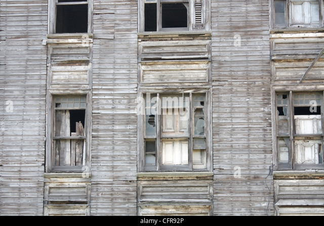 Old house - Stock Image