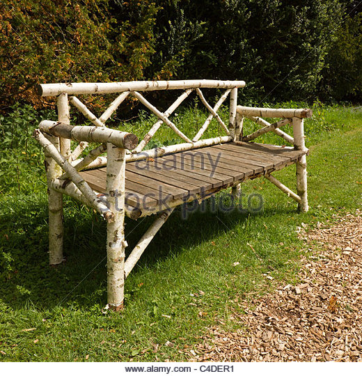 Bench Wood Rustic Stock Photos Bench Wood Rustic Stock Images Alamy