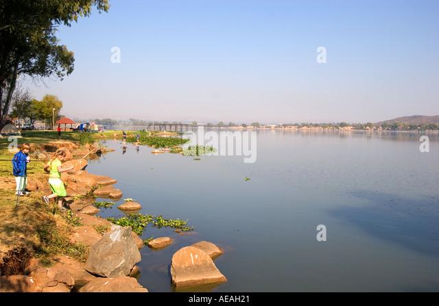 Pretoria City Bon Accord Dam - Stock Image