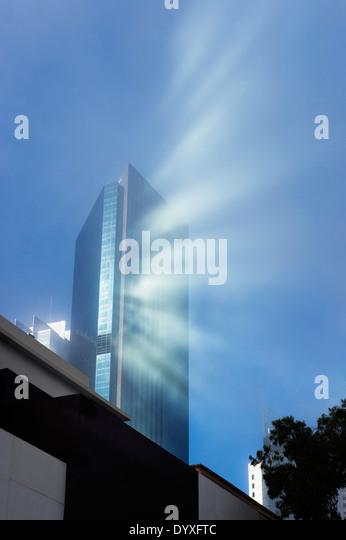 City buildings, Sydney NSW Australia - Stock Image