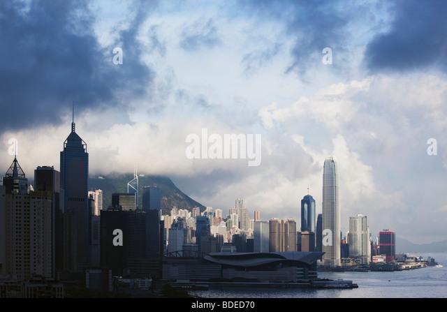 Hong Kong, China. - Stock Image