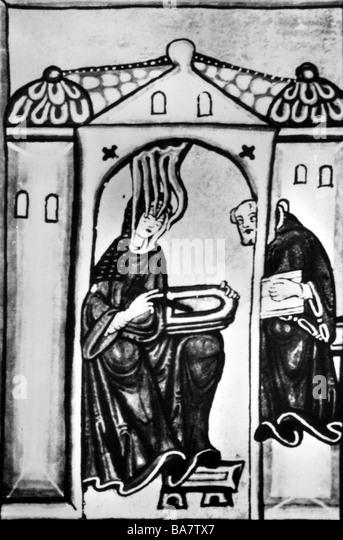 hildegard of bingen essay Hildegard of bingen hildegard of bingen virgin, 1179 ad feast day: september 17th hildegard of bingen (1098 - 1179) was a visionary, an abbess, a doctor, a composer, a politician, a painter, and a theologian.