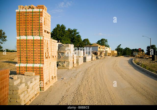 Road Construction Materials : Construction materials stock photos