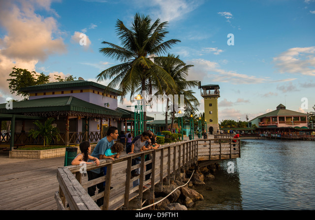 Ponce, Puerto Rico, West Indies, Caribbean - Stock Image