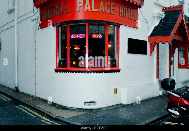 Churchill Palace Hotel Brighton