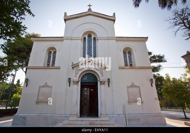 Greek Orthodox Church Athens Stock Photos & Greek Orthodox ...