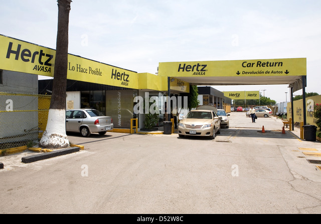Hertz Car Rental Return London Heathrow