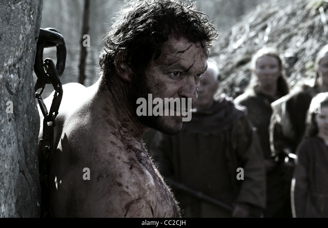 DOMINIC WEST CENTURION (2010) - Stock Image