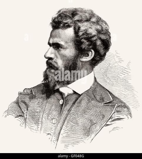 Alexandre-Georges-Henri Regnault, 1843-1871, a French painter - Stock-Bilder