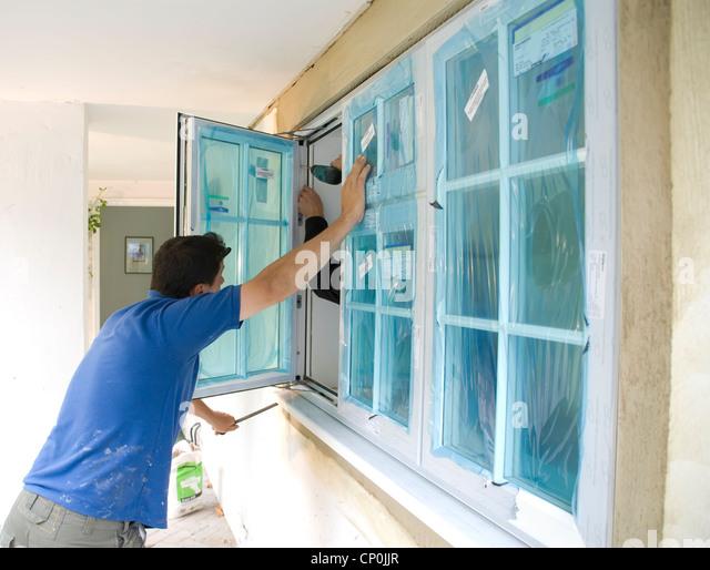 Energy efficient buildings stock photos energy efficient for Energy efficient replacement windows