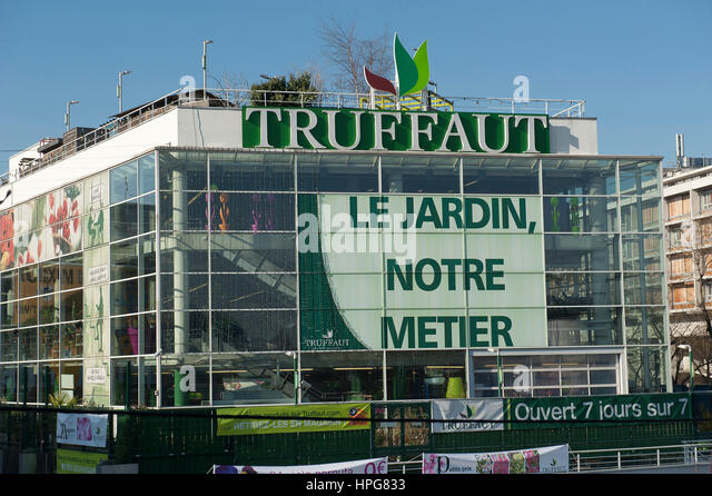 Truffaut stock photos truffaut stock images alamy - Truffaut ivry sur seine ...