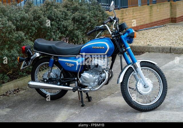 200cc stock photos 200cc stock images alamy for Honda motor company stock
