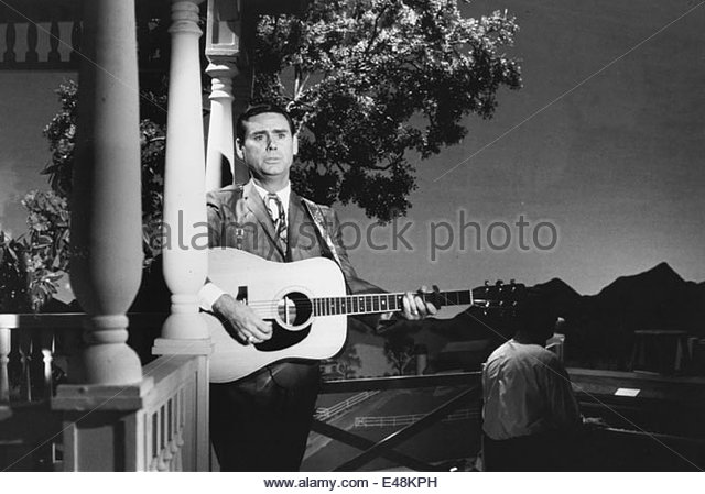 George Jones, country singer, circa 1960s. Courtesy Granamour Weems Collection. Editorial use only. - Stock Image