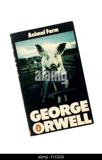 animal farm novel by george orwell pdf
