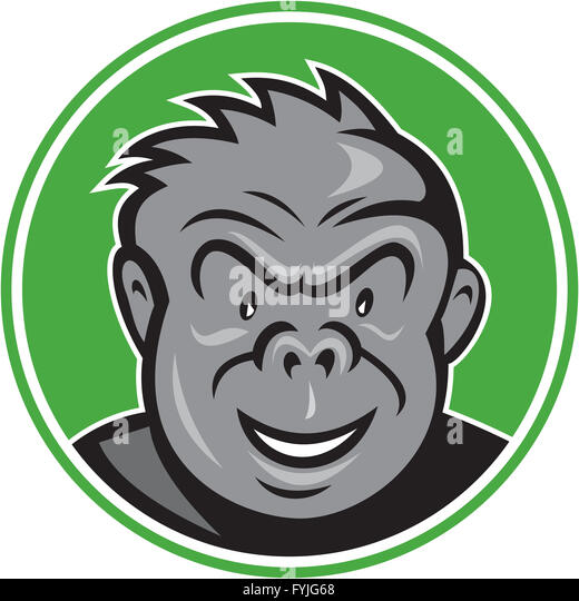 Angry Gorilla Stock Photos & Angry Gorilla Stock Images ...