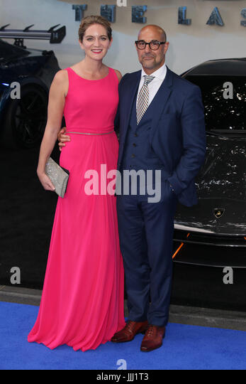 The Global Premiere of 'Transformers: The Last Knight' held at the Leicester Square Gardens - Arrivals  - Stock Image