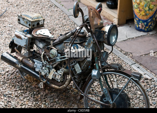 Motorcycle art stock photos motorcycle art stock images for Tattoo shops gainesville ga