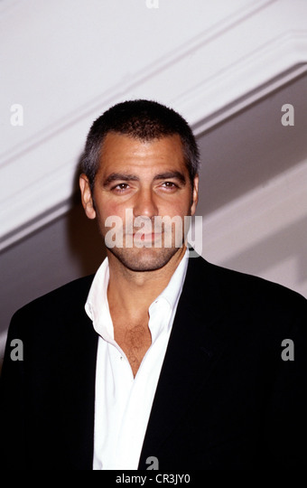 Clooney, George, * 6.5.1961, US actor, portrait, 1998, - Stock Image
