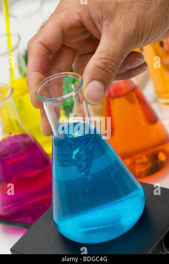 RESEARCH - Stock Image