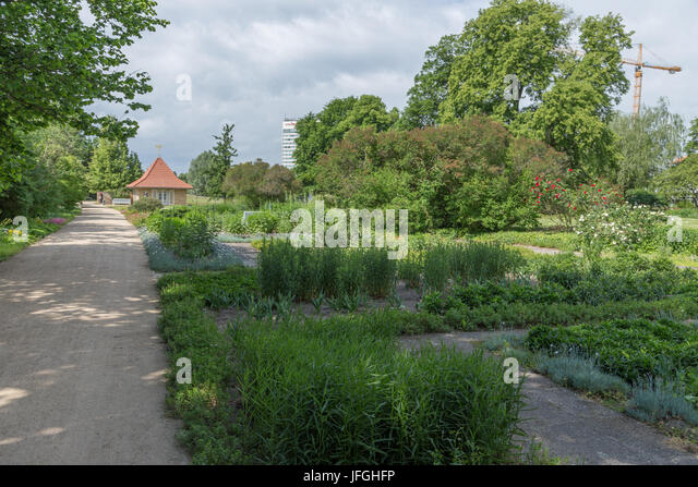 Friendshiop island Potsdam - Stock Image