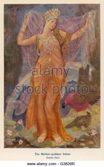 Inanna stock photos images alamy