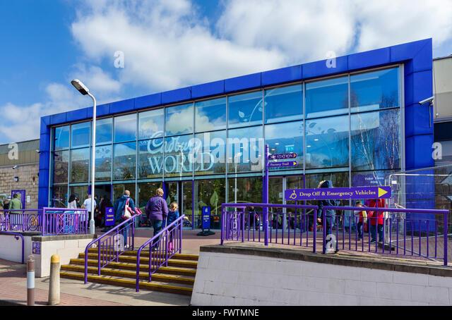 Cadbury World, Bournville, Birmingham, West Midlands, UK - Stock Image