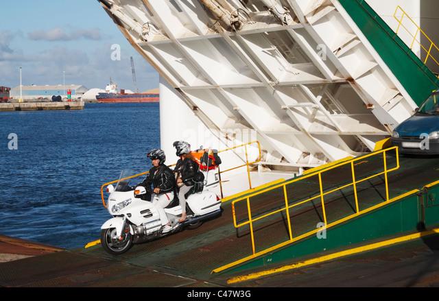 Armas ferry stock photos armas ferry stock images alamy for Horario oficina naviera armas las palmas