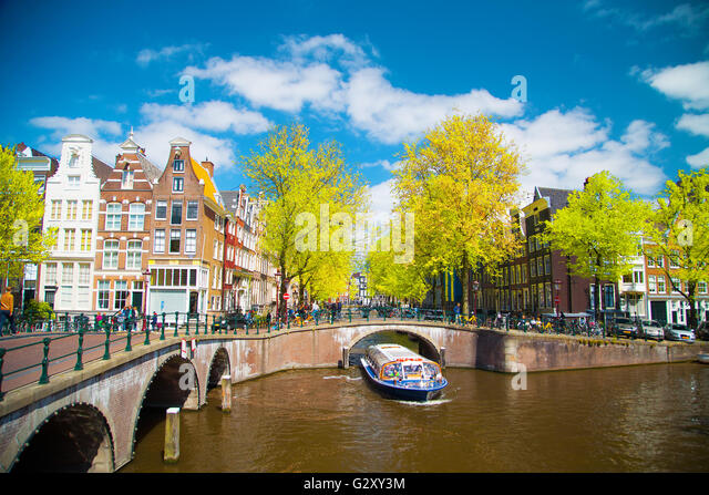 Amsterdam River Beautiful Stock Photos Amsterdam River Beautiful Stock Images Alamy
