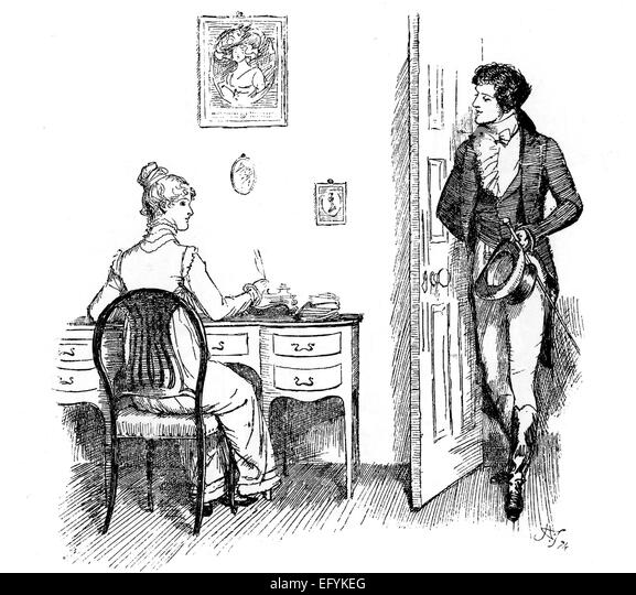 an analysis of mr darcy in pride and prejudice a novel by jane austen As wickham notes in his sly assessment, his pride never deserts him but with the rich, he is liberal-minded, just, sincere, rational, honorable, and perhaps agreeable — allowing for fortune and figure it is, in fact, his ideal of nobility that makes darcy truly change in the novel when elizabeth flatly turns down his marriage.